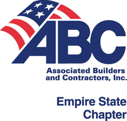 Proud member of the Associated Builders and Contractors, Inc. Empire State Chapter